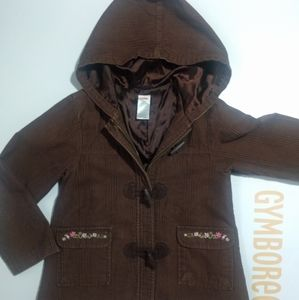 GYMBOREE corduroy Coat